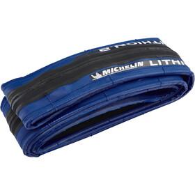 """Michelin Lithion 2 Sykkeldekk 28"""" Blå"""